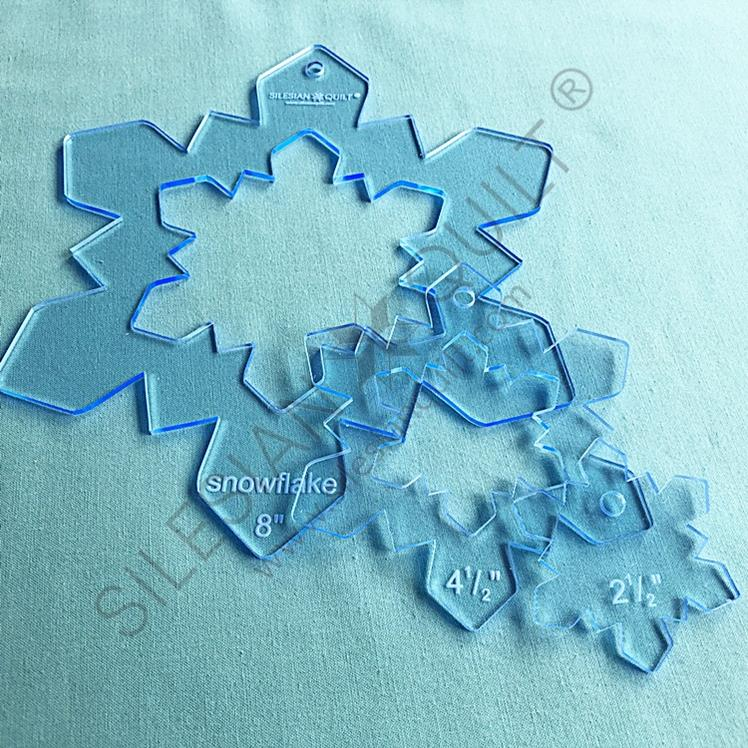 Snowflake v.2 - 8 inches