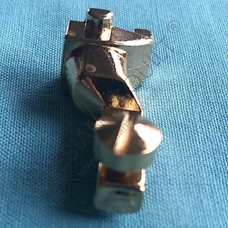 Bernina low shank adapter GOLD - new style #77