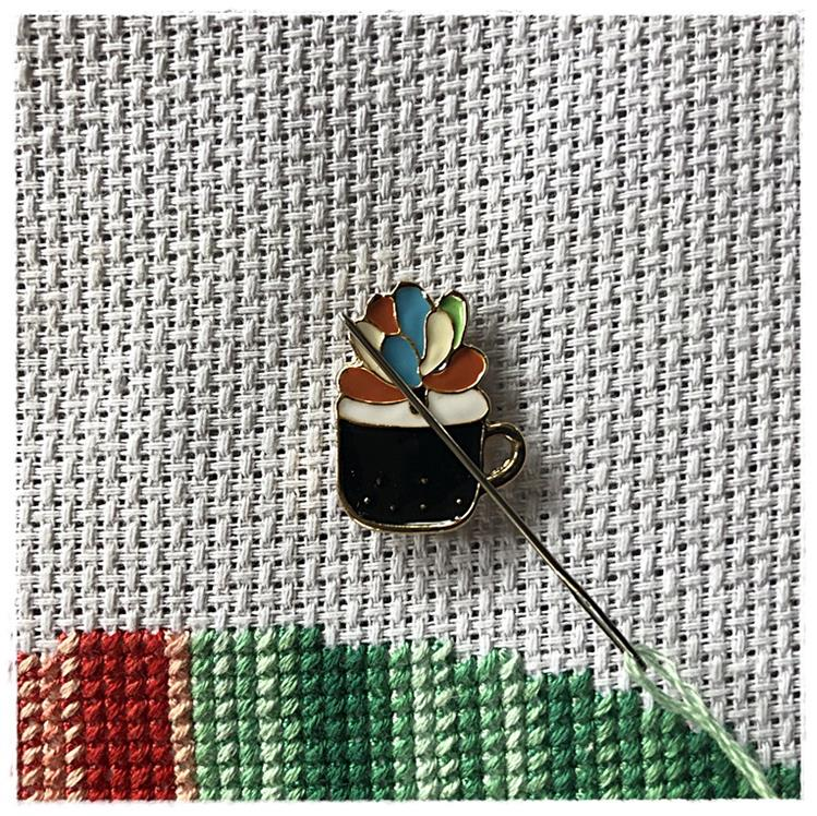 Magnetic Needle Minder Big Cup