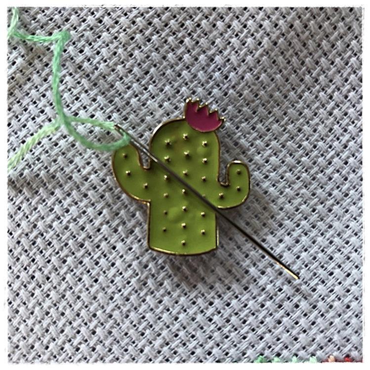 Magnetic Needle Minder Cactus