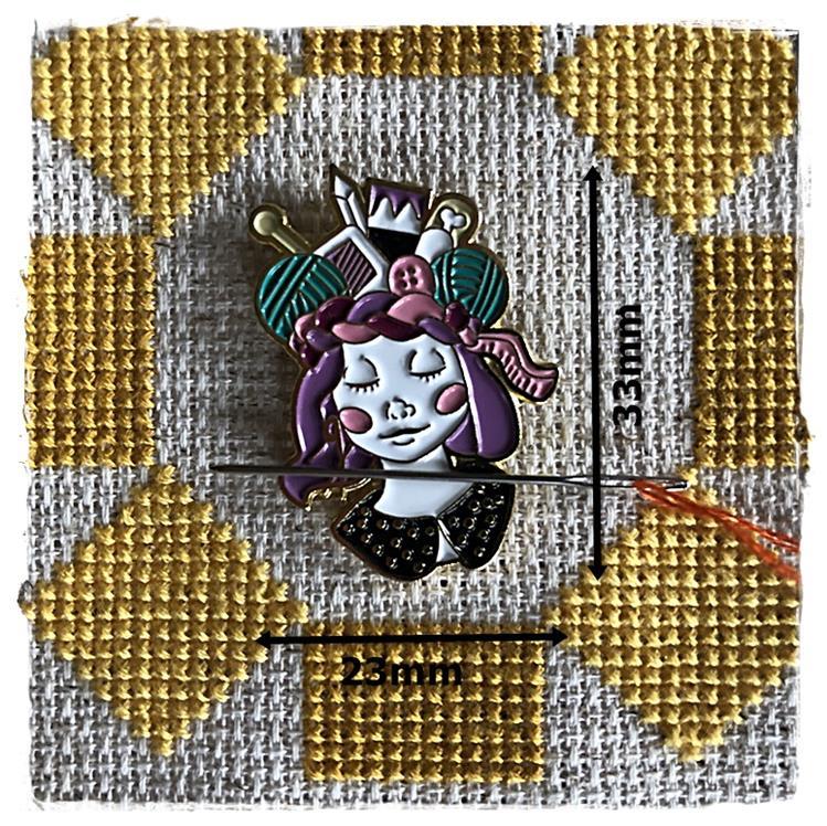 Magnetic Needle Minder Craftswoman
