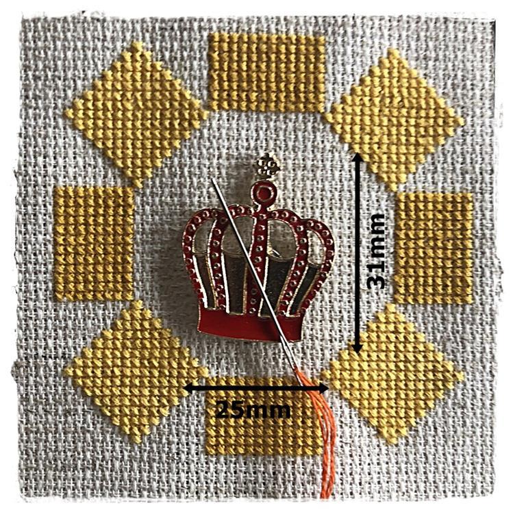 Magnetic Needle Minder Crown