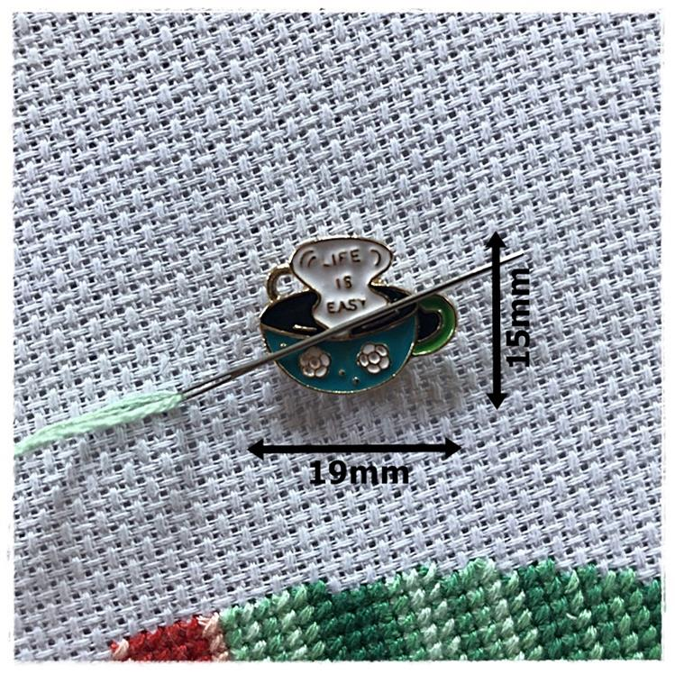 Magnetic Needle Minder Cup
