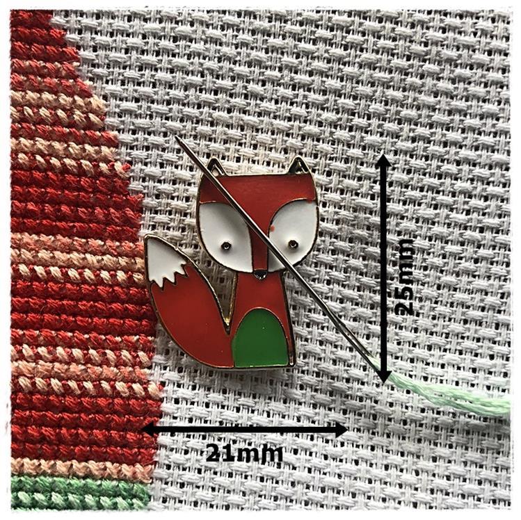 Magnetic Needle Minder Fox