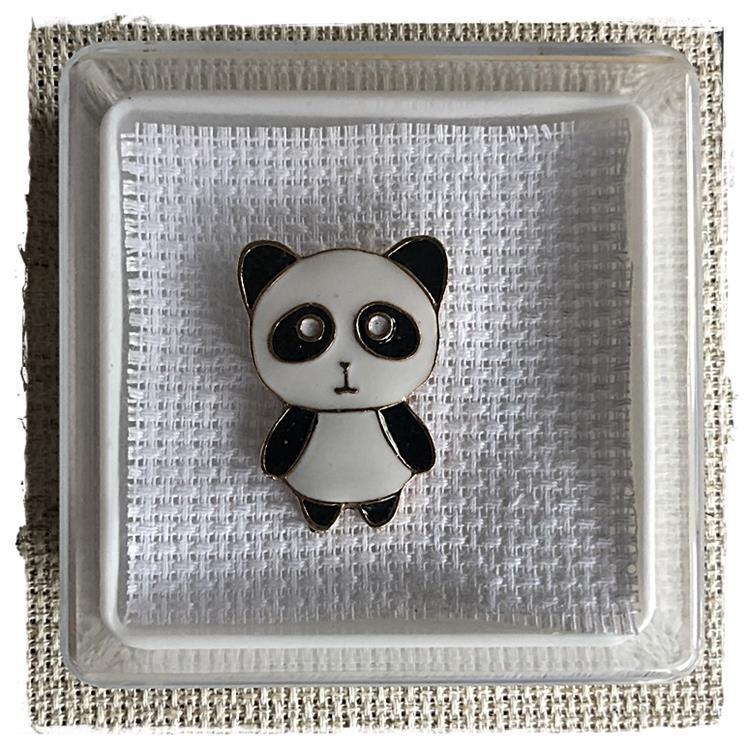 Magnetic Needle Minder Panda