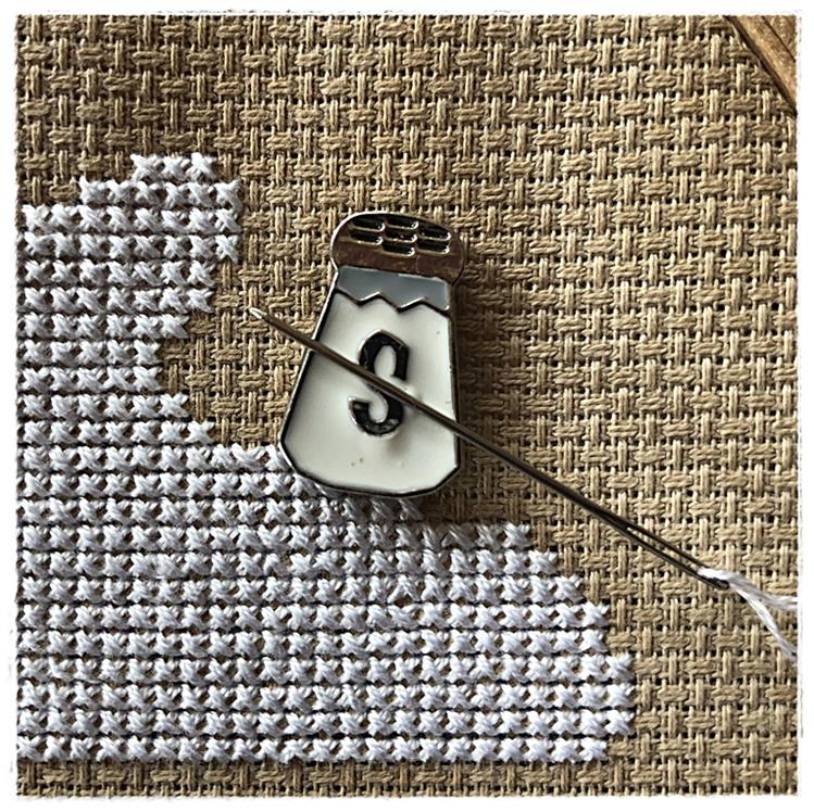 Magnetic Needle Minder Salt