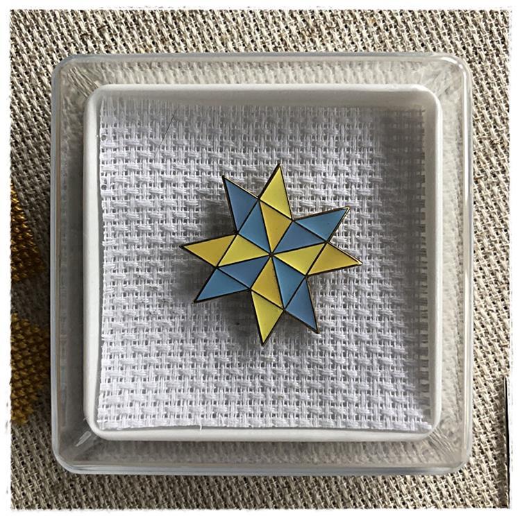 Magnetic Needle Minder Silesian Star