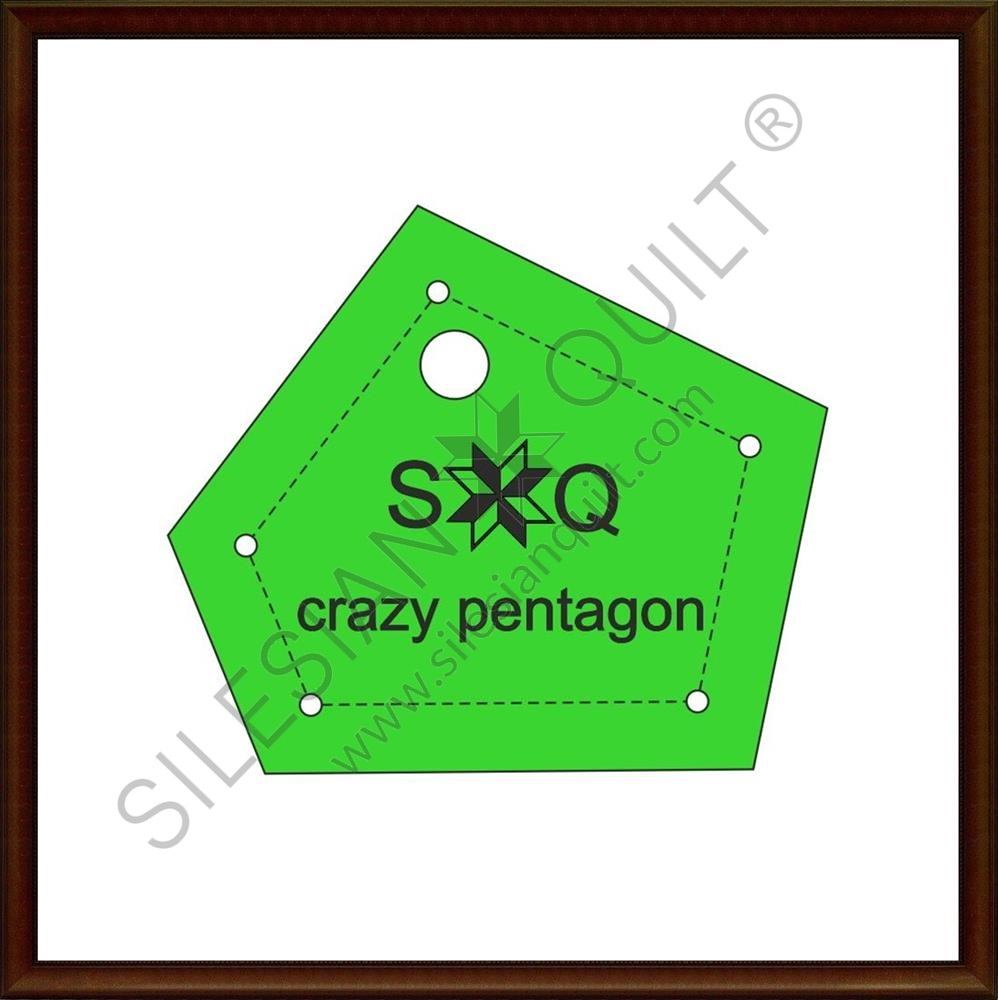 Crazy Pentagon for Jelly Roll