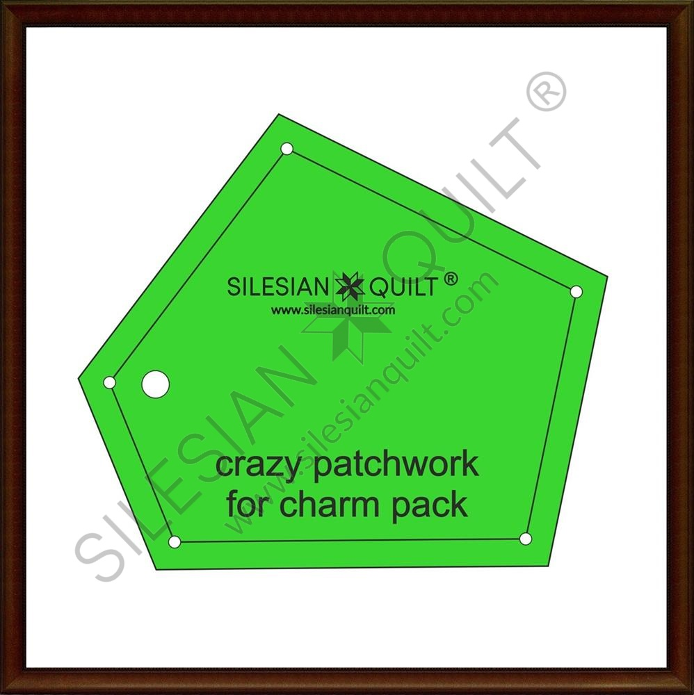Crazy for Charm Pack