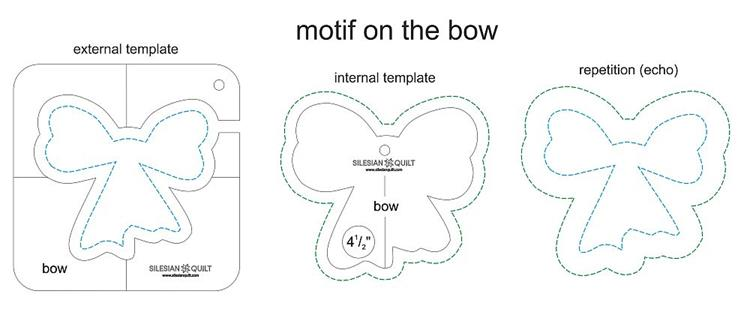 bow quilting
