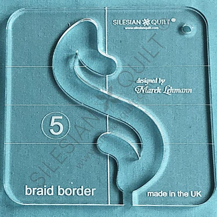 Braid Border series 5