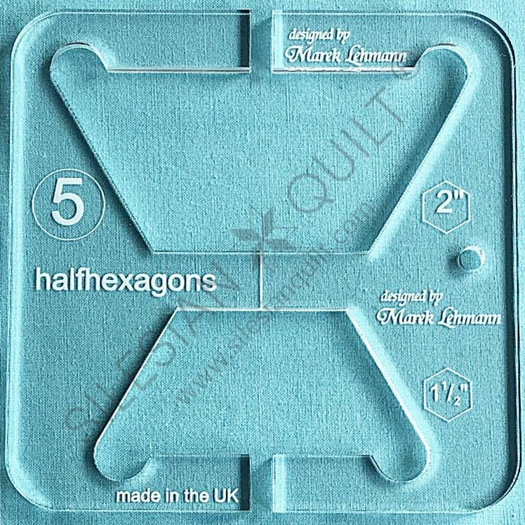 Halfhexagon series 5