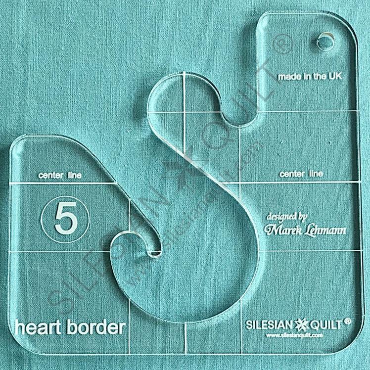 Heart Border series 5