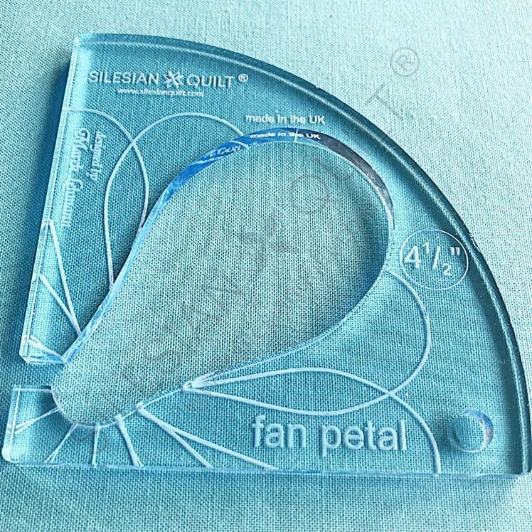 Fan Petal 4.5 inches