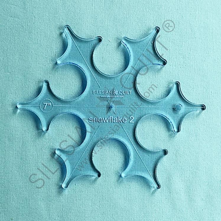 Snowflake ver.2 - 7 inches