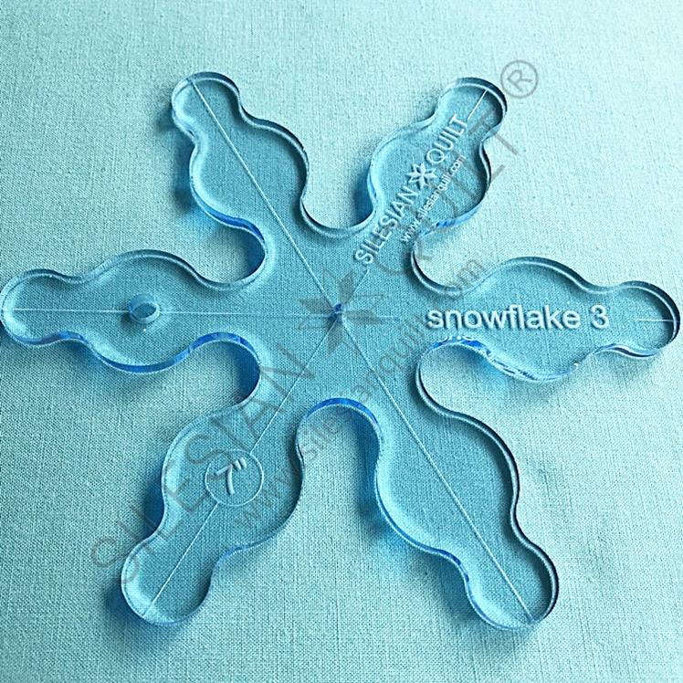 Snowflake ver.3 - 7 inches