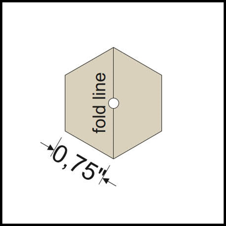 Hexagon 0.75