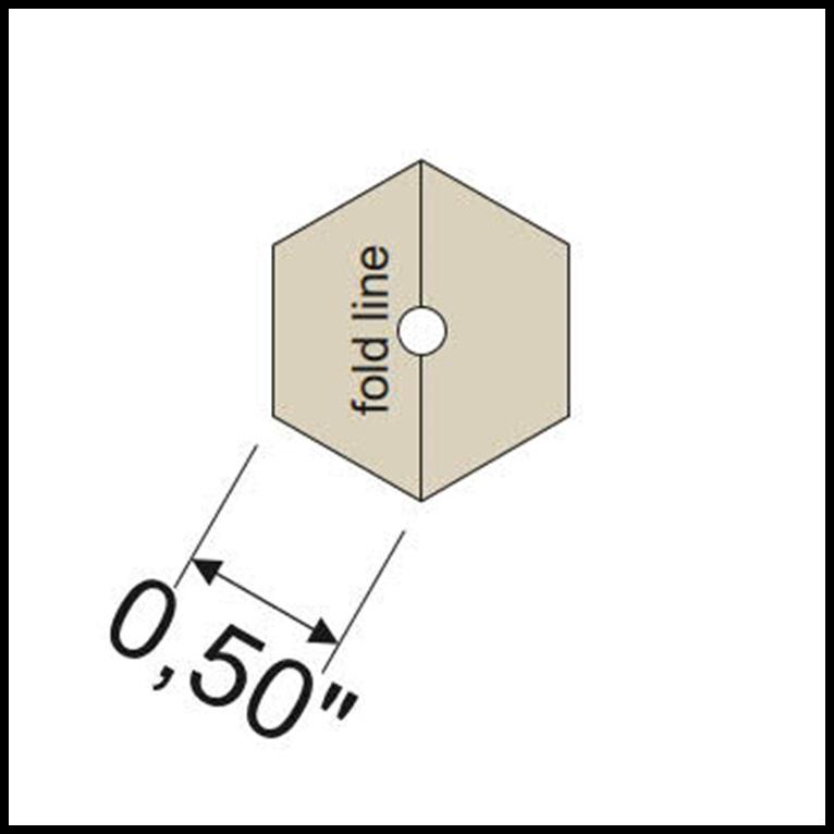 Hexagon 0.50